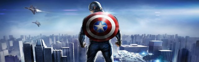 Captain America Hidden Objects