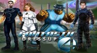 Fantastic Four Dress Up Game