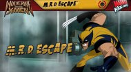 Wolverine Escape Game
